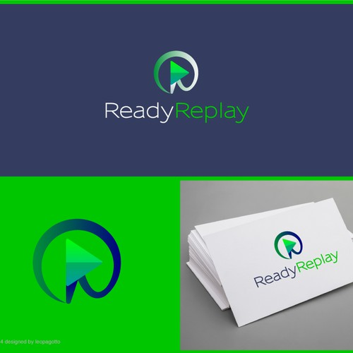 Logo for Media Tech Startup