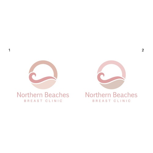 Winning design for 'Northern Beaches' Breast Clinic.
