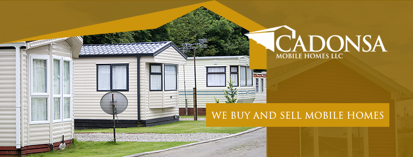 Design appealing facebook cover for mobile home company