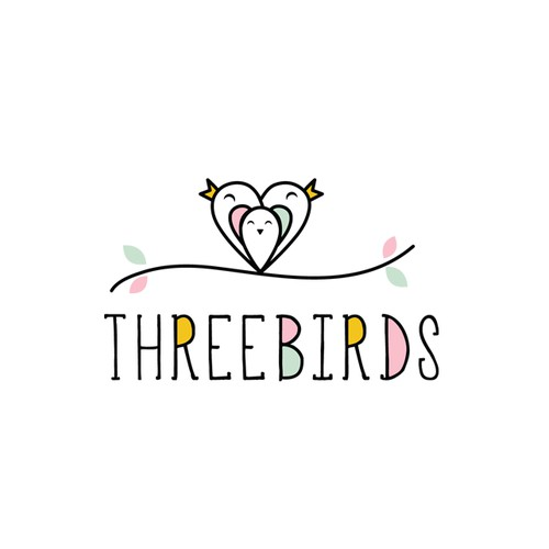 three bird
