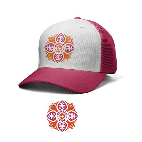 In contest Design Custom Trucker Hat for Coachella/Festival Private Estate in Palm Springs
