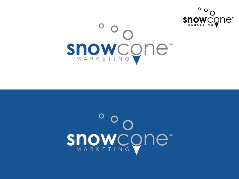 Help Snowcone Marketing with a new logo