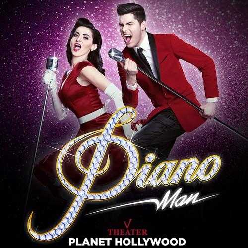 Piano Man- Las Vegas Show!
