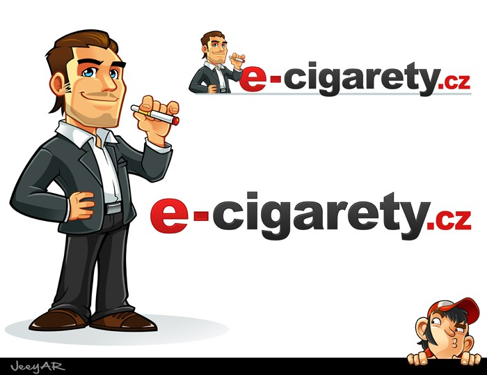 Logo for Electronic cigarettes shop needed.