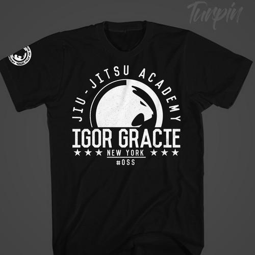Igor Gracie Jiu-Jitsu Academy