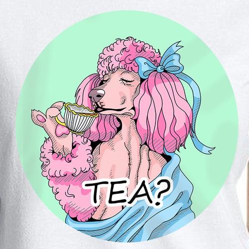 Tea dog