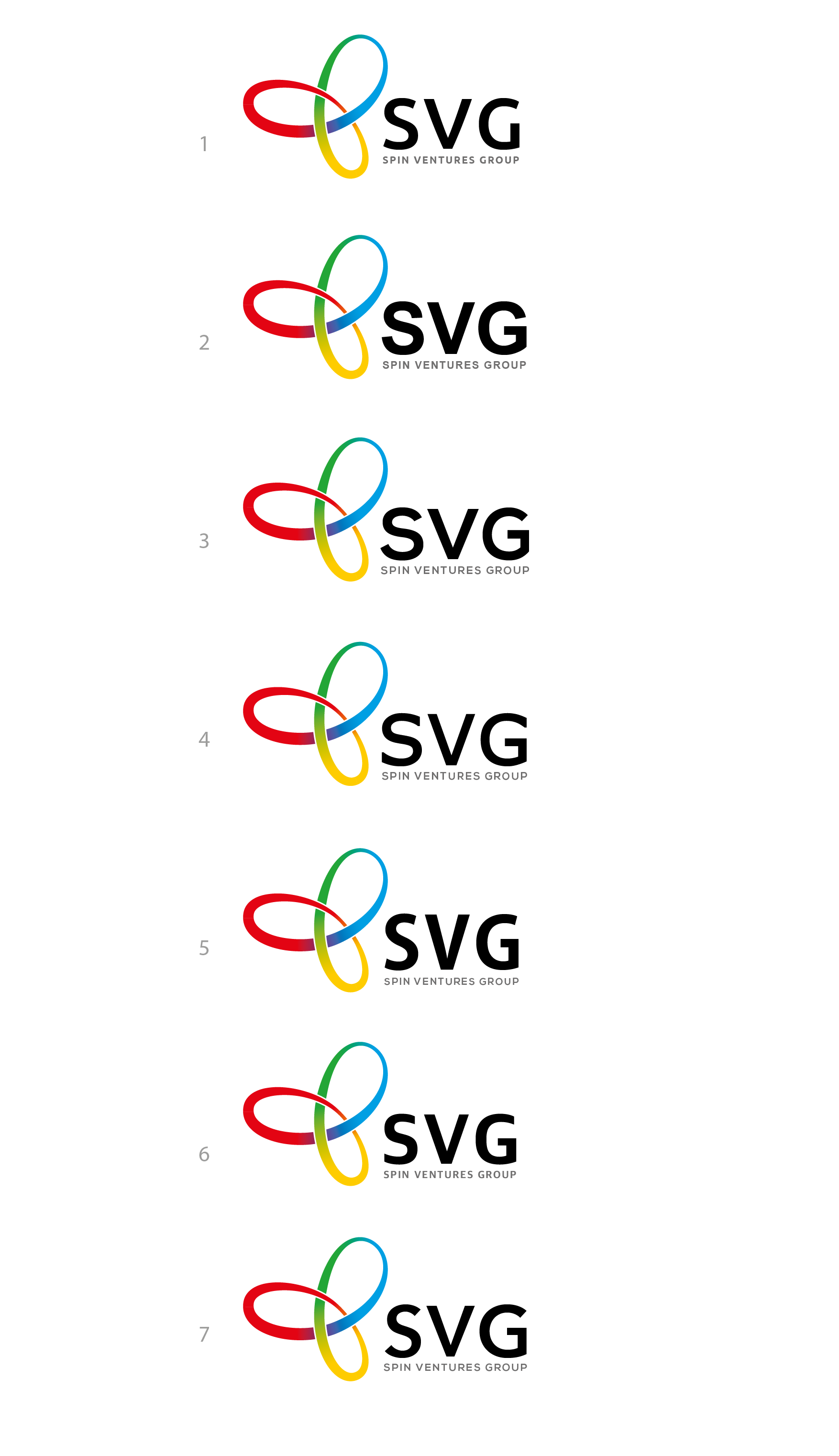 Design a captivating logo for SVG.