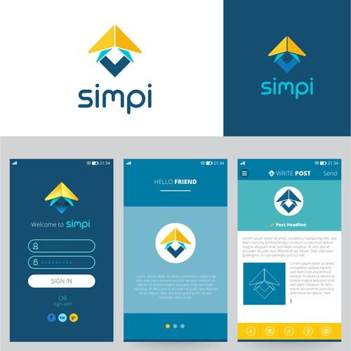 app logo branding