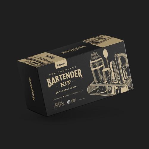 Royexe Bartender Kit