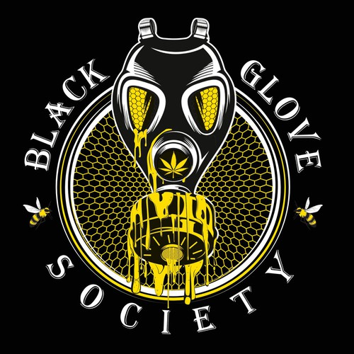 Black Glove Society Tee