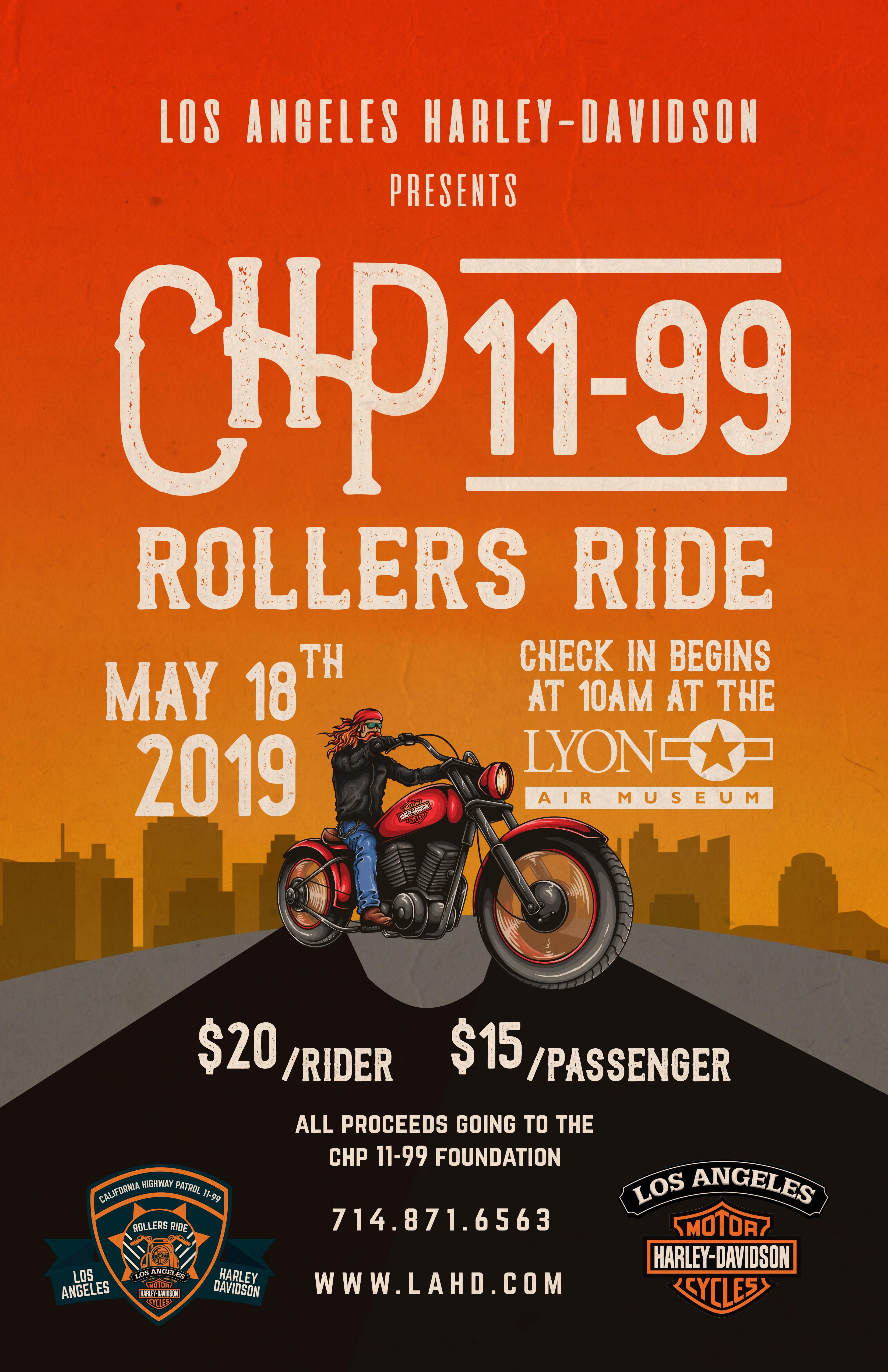 LAHD CHP 11-99 Ride