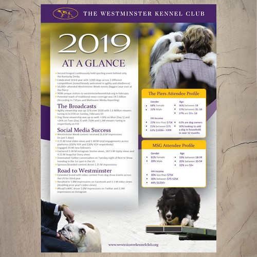 The Westminster Kennel Club