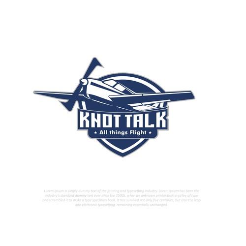 Knot Talk Logo