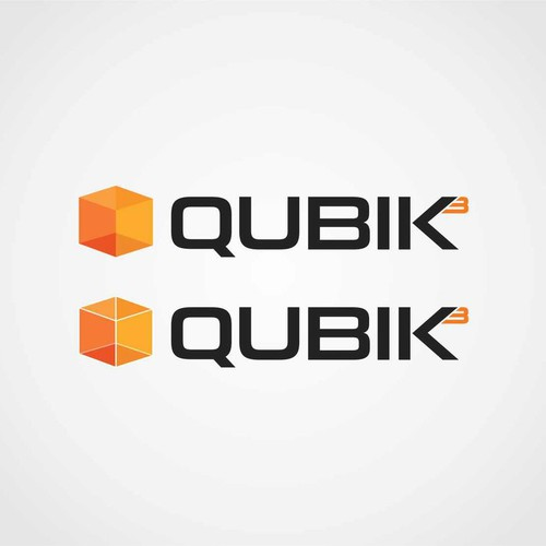 Help Qubik with a new logo