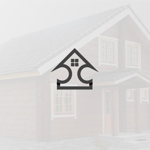 SteelDream Construction Company Logo Design