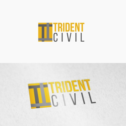 Create a logo for a leading civil engineering company