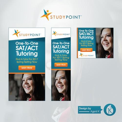 Study Point - Banner Ad Set