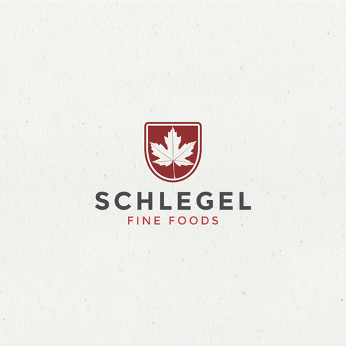Schlegel Fine Food company needs a modern, sophisticated look!