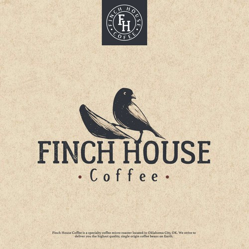 Logo for Coffee roaster