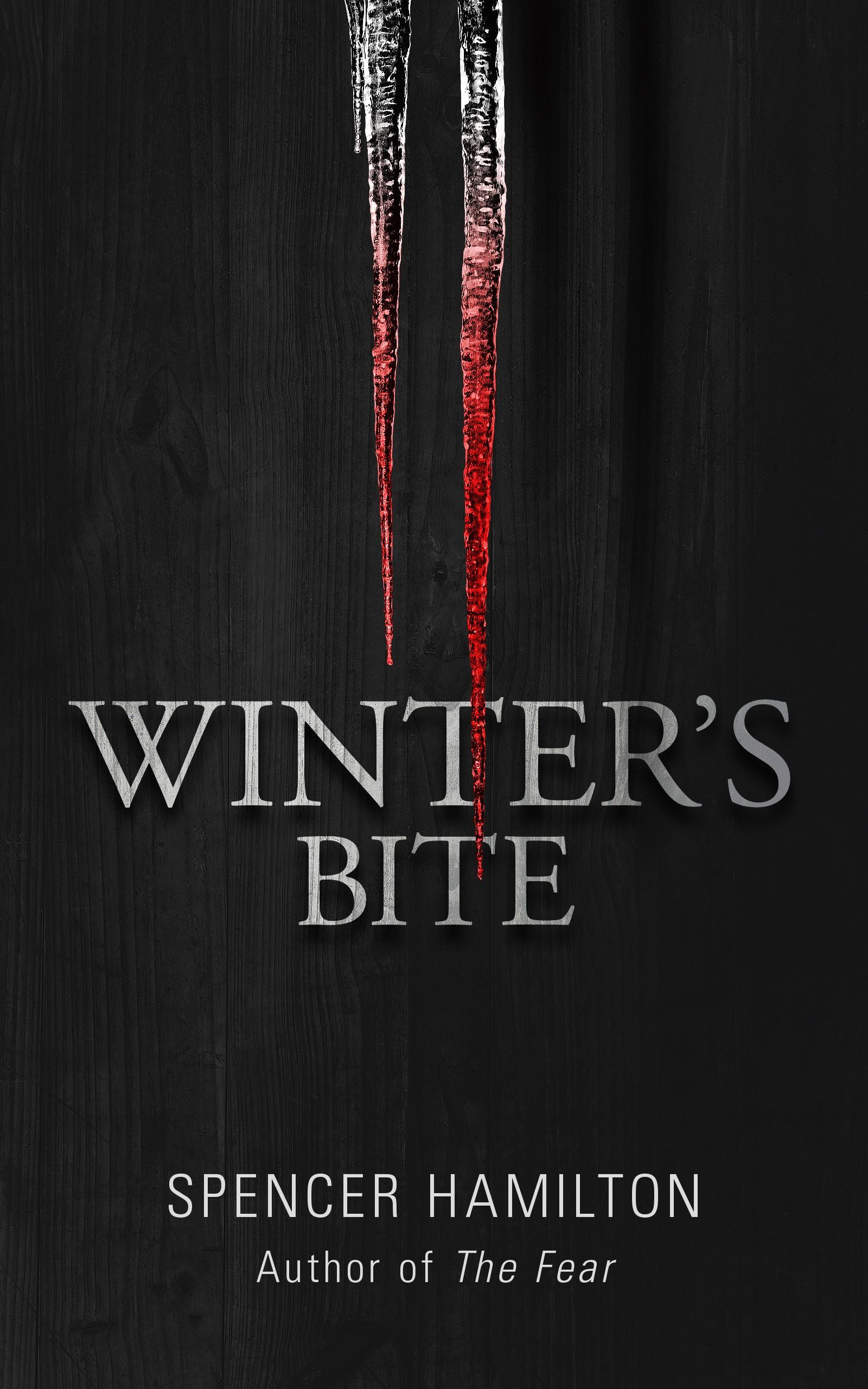 Design a cover for my winter vampire horror novel!