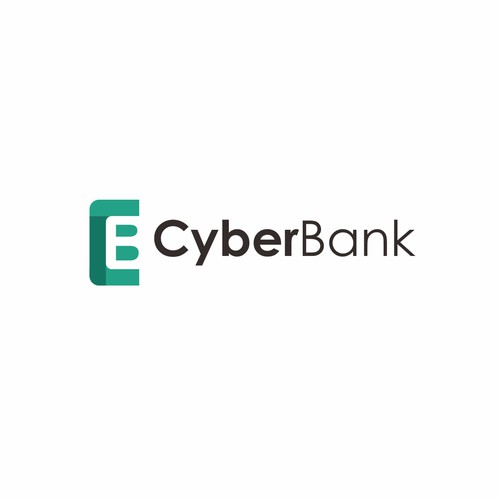 CyberBank Logo Design