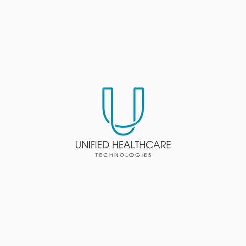 Design an elegant logo for healthcare IT support and application development company