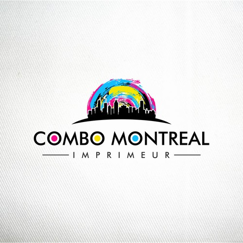 COMBO MONTREAL IMPRIMUER LOGO
