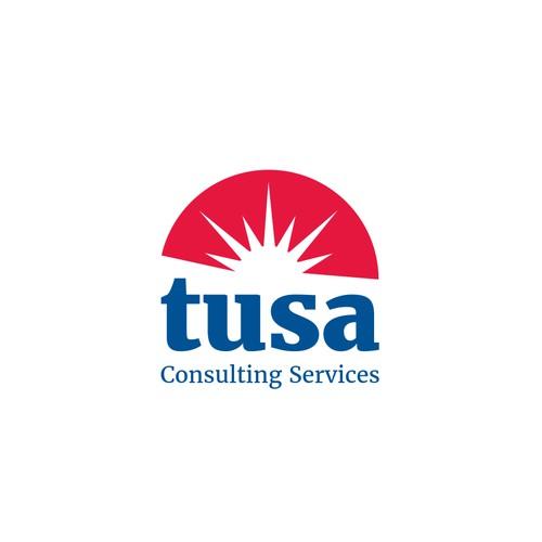 Tusa logo modernization