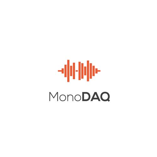 Logo for MonoDAQ company