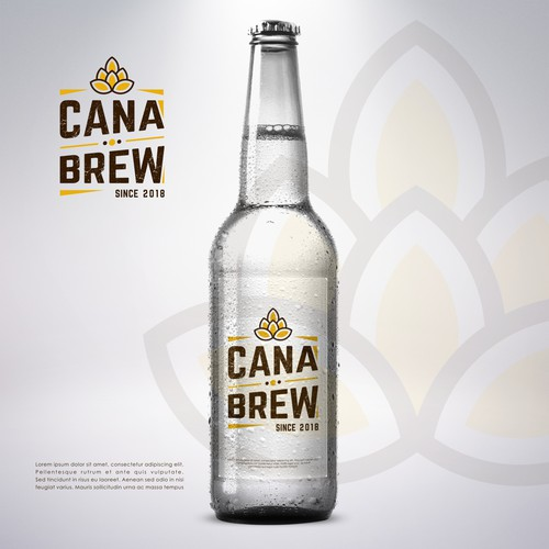Logo Concept for CANABREW