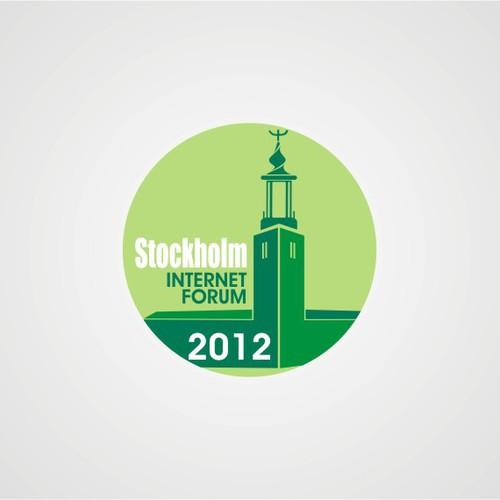 logo for Stockholm Internet Forum 2012