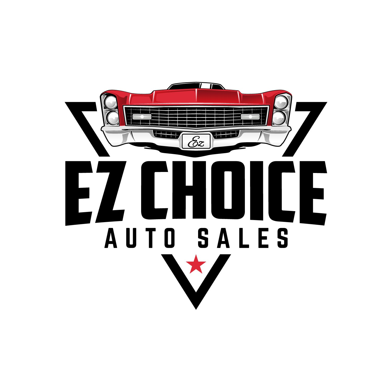 Pre-owned car dealership logo in the Tampa Bay Area