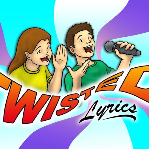 Twisted Lyrics game