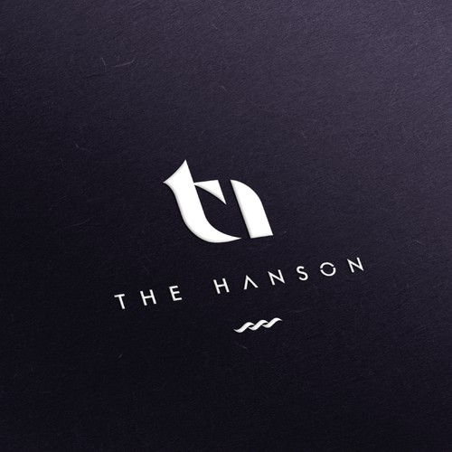 Hotel Chain Luxury Logo
