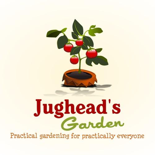 Help Jughead's Garden with a new logo