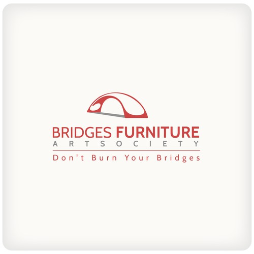 logo for Bridges Furniture Art Society