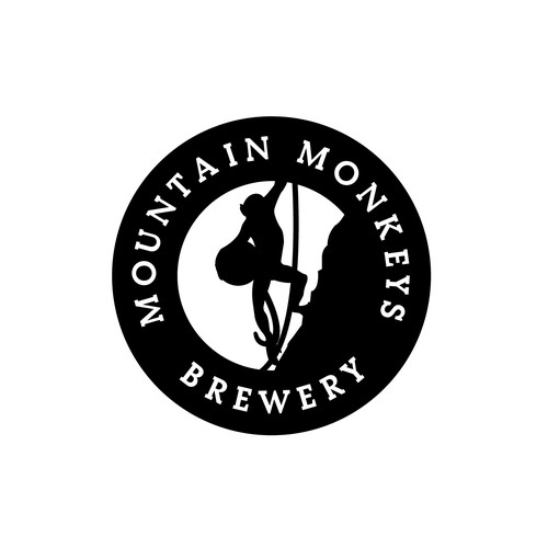 Mountain Monkeys Brewery Logo Entry