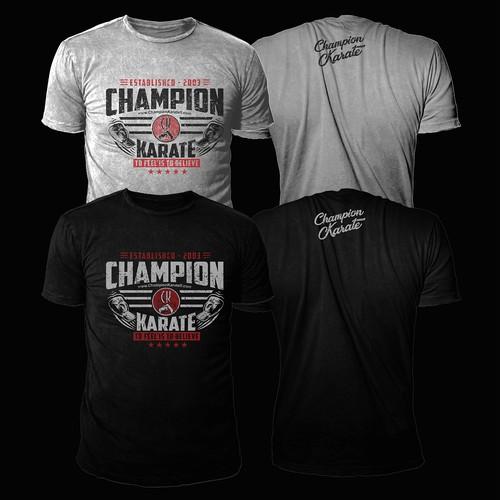 Champion Karate