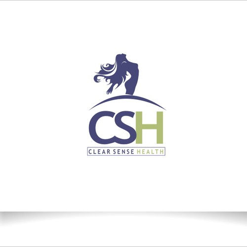 Help Clear Sense Health with a new logo and business card