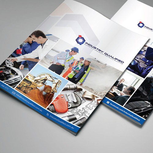 Create brochure for Industry Qualified
