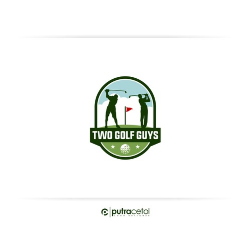 Two Golf Guys