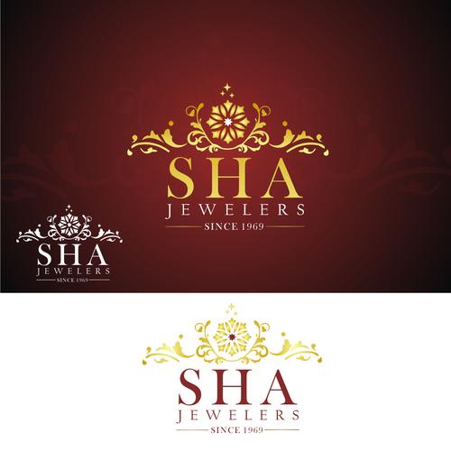 Sha Jewelers needs a new logo