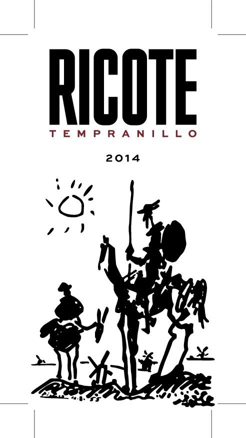 Design A Modern Wine Label - For Ricote - A Small Organic Spanish Wine