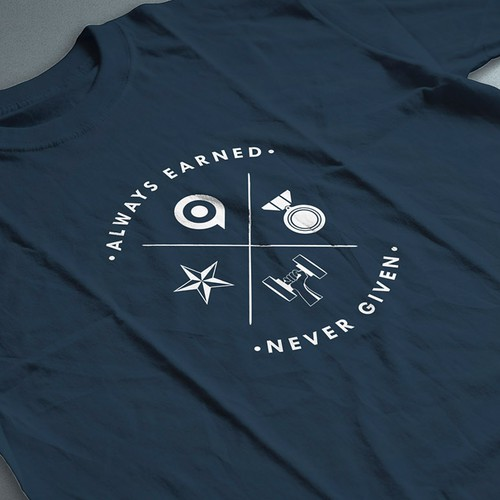 T-Shirt Design for Nordicfit Academy