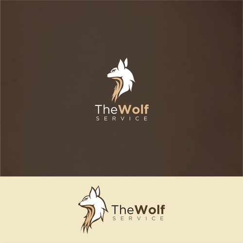 Logo The Wolf Service