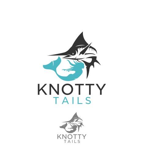 Knotty tails