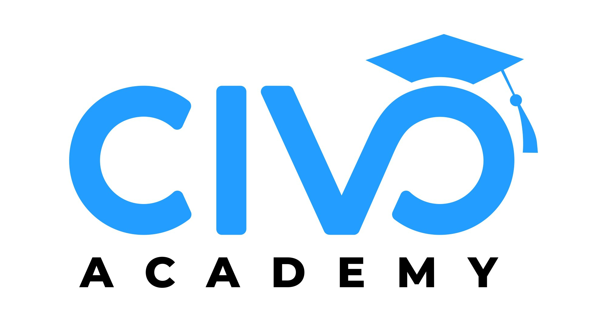 Design a cool logo for the new customer training academy of our tech brand