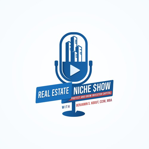 Design Podcast & Youtube Logo