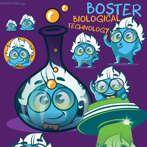 science mascot