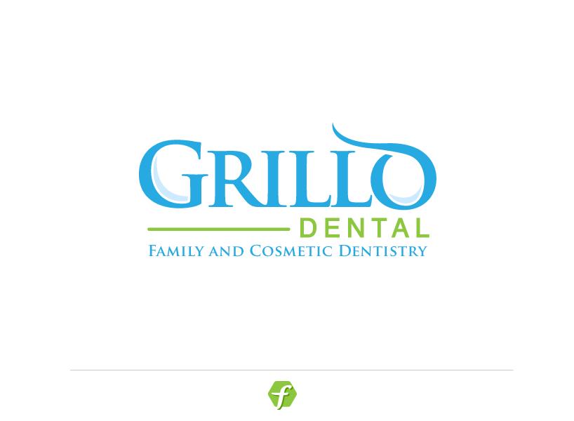 Dental practice needs classy logo